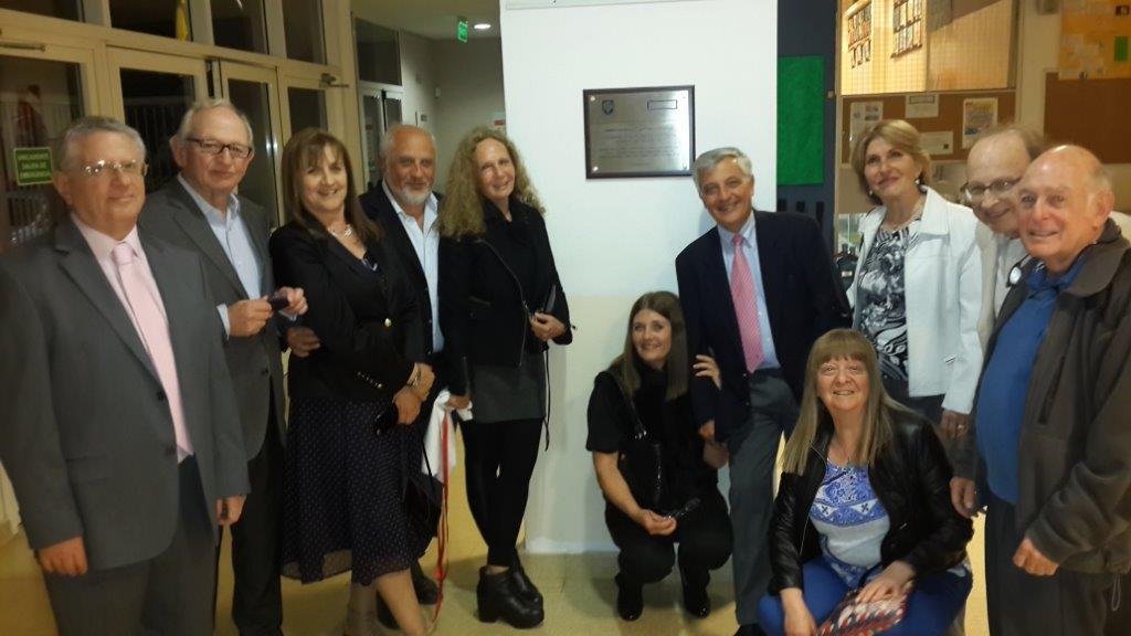 50 años de egresados de la primera promoción de bachilleres