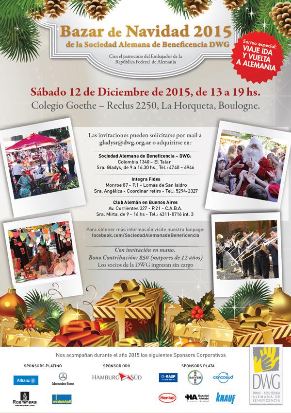 El grupo ORFF se presenta en el Bazar de Navidad