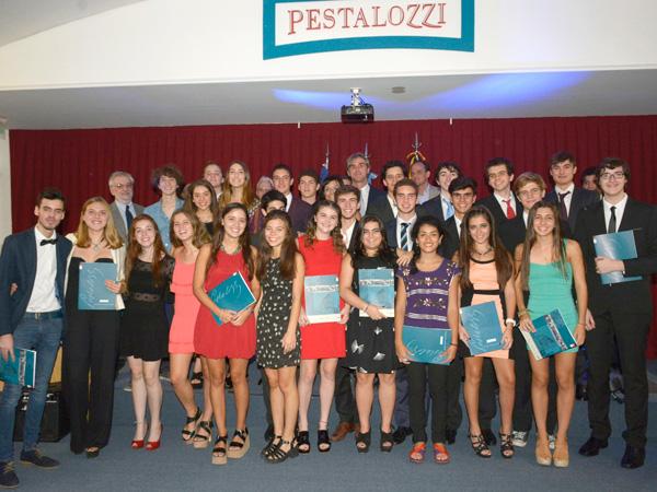 Entrega de Diplomas del Bachillerato Internacional