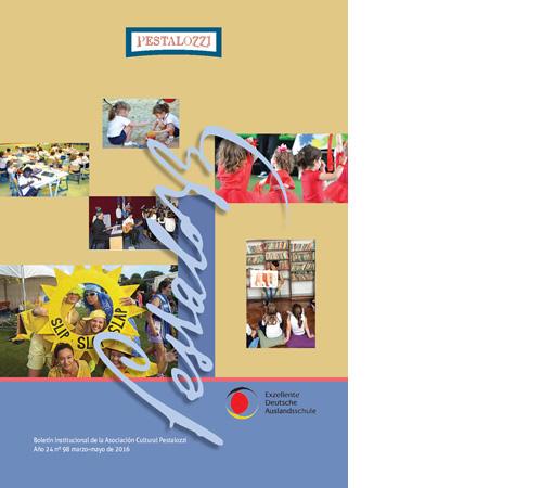Boletín institucional - Edición mayo 2016