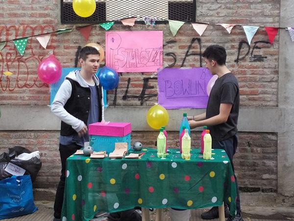 Kermesse anual de la Fundación Juanito