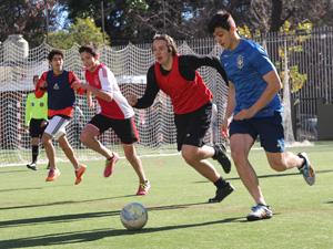 Copa Pestalozzi 2016: los alumnos de Sexto Año fueron los ganadores