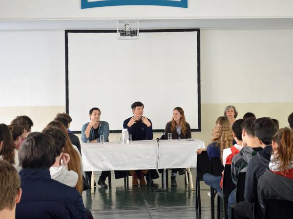 Panel de Orientación Profesional