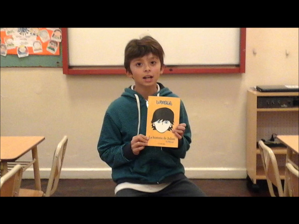 Book Trailers de Sexto Grado