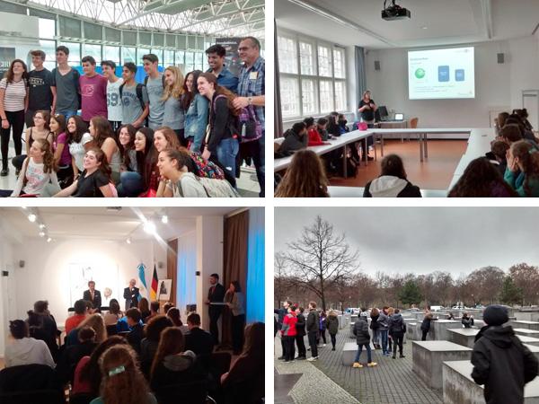 Programa de Intercambio Cultural con Alemania 2016-2017