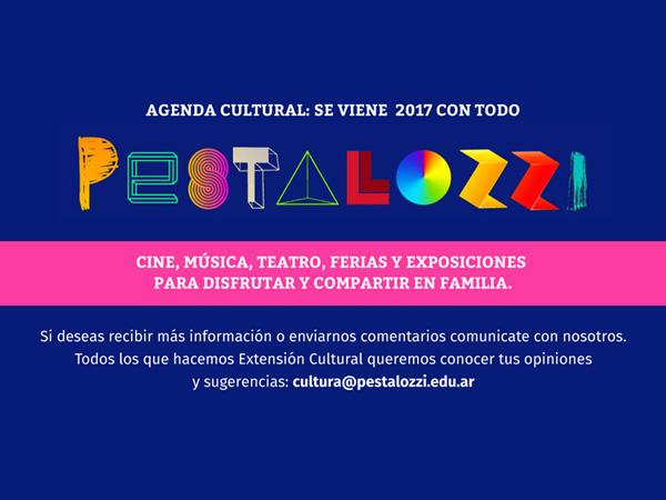Agenda cultural 2017