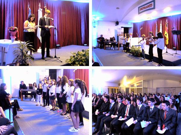 Ceremonia de entrega de diplomas IB 2016
