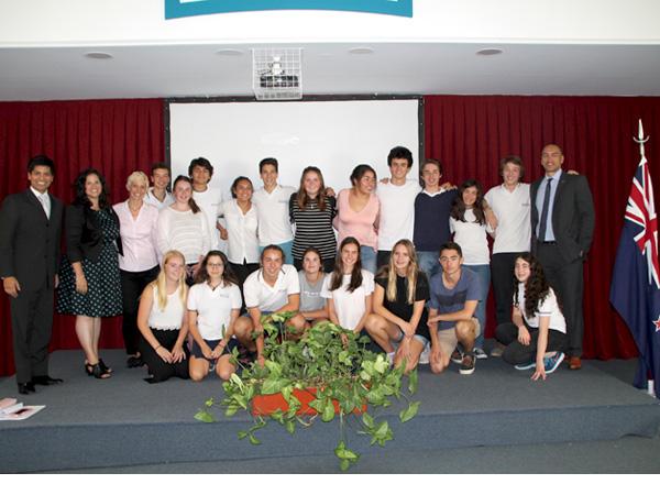 Jornada de Nueva Zelandia en el Colegio Pestalozzi