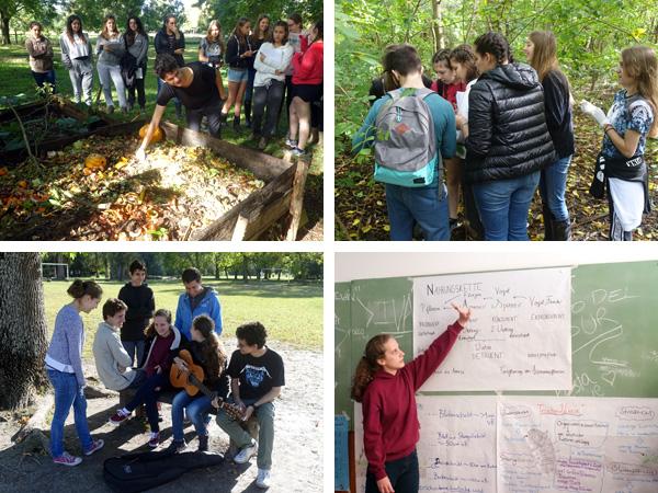 Seminario sobre Ecología en Verónica