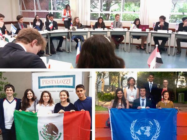 HUMUNITED 2017 – Modelo de Naciones Unidas del Colegio Humboldt de San Pablo