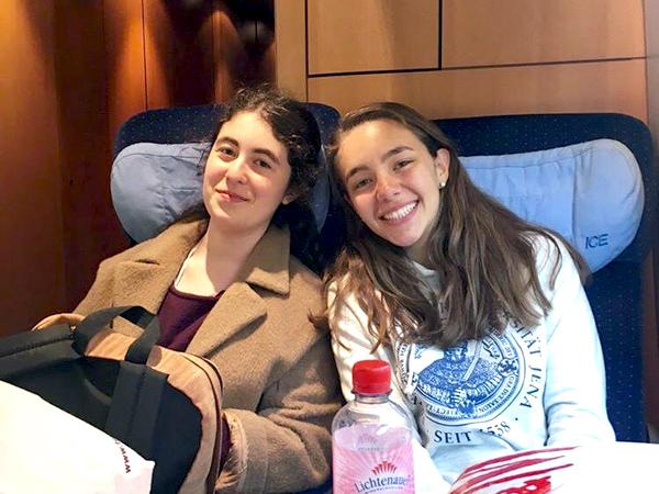 Viaje a Jena: una aproximación a la vida universitaria