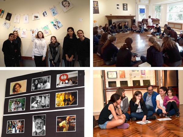 Expresarte: muestra colectiva organizada por el Centro de Estudiantes y Extensión Cultural