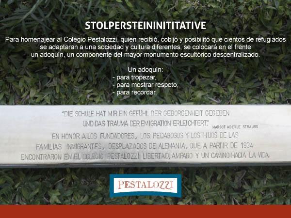 Iniciativa Stolperstein
