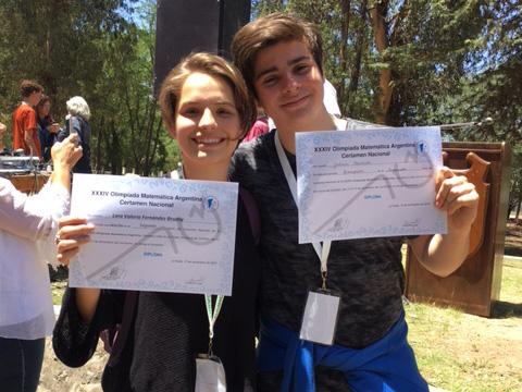 Certamen Nacional de la 34ª Olimpíada Matemática Argentina