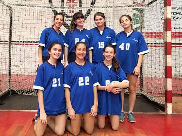 Torneos de handball de escuelas argentino-alemanas