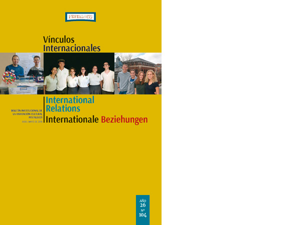 Boletín institucional - Edición mayo 2018