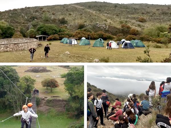 Campamento de 2º año en Córdoba