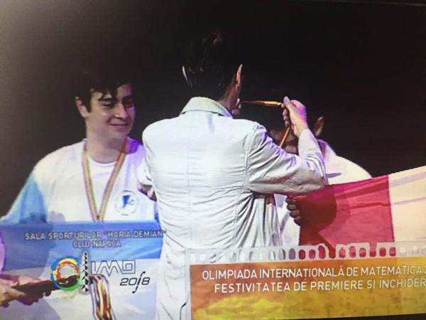 59º Olimpíada Internacional de Matemática