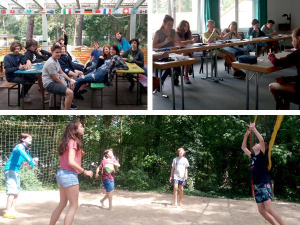 Campamento de idiomas en Berlín