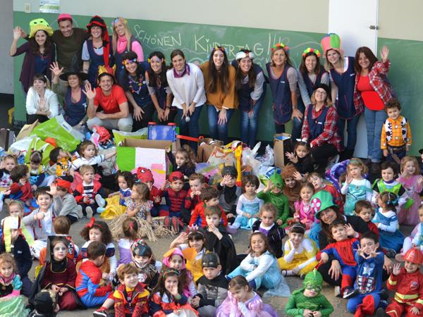 Día del Niño solidario