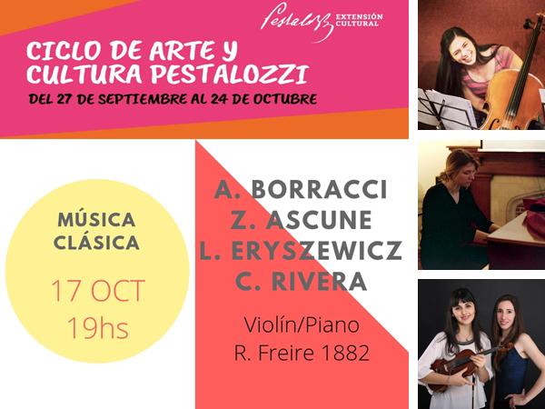 Noche de música clásica