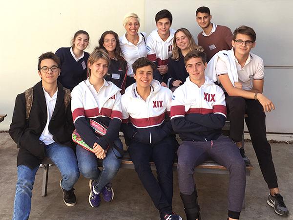 Encuentro de estudiantes IB