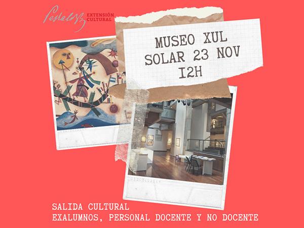 Salida Cultural al Museo Xul Solar