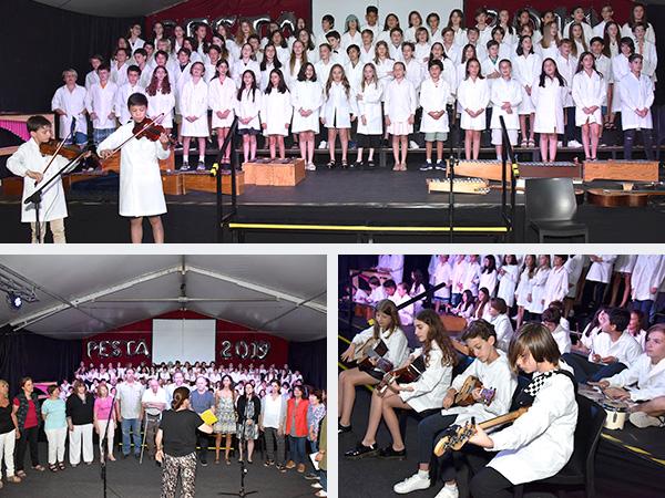 ¡Felicitaciones 6º grado 2019!