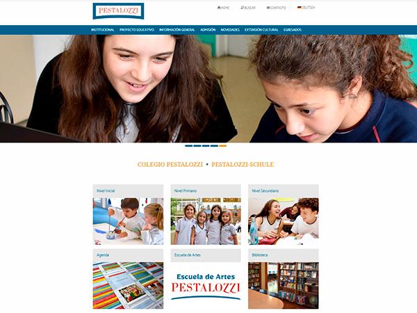 Renovamos nuestro sitio web institucional