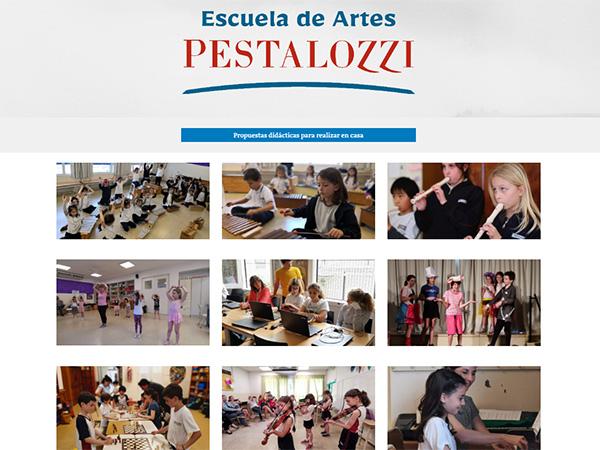 La Escuela de Artes también tiene su espacio virtual