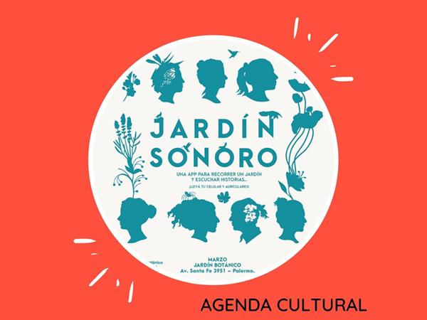 Agenda Cultural del 5/3 al 12/3/2021