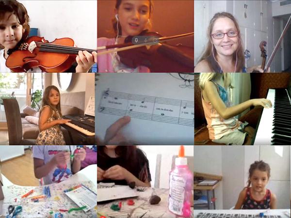 Inicio de clases en la Escuela de Artes
